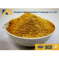 Cheap None Salmonella Dried Fish Meal Powder Rich Protein Source For Dairy Industries for sale