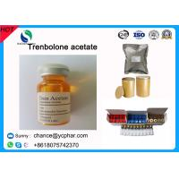 Cheap Yellow Injectable Trenbolone Steroids For Muscle Gain Trenbolone Ace/Acetate Powder CAS 10161-34-9For badybuilding for sale