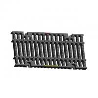 Cheap EN124 Ductile Iron Grating Channel EN GJS500-7 MB-CG-C-25100 ~ MB-CG-D-50100 for sale