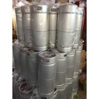Quality 20L US keg stainless steel keg 5gallon keg for brewing, wine, beverages storage wholesale