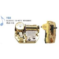 Cheap Deluxe 18-Note Musical Movement - (YB8) for sale