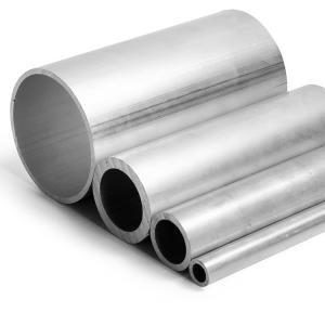 Cheap 6063/6061 Seamless Aluminium Tube , Customized Aluminum Alloy Tubing for sale