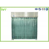 Cheap Movable Type Clean Room Booth Customized Cleanliness Class 60 - 65dB Noise Level for sale