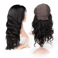 Cheap Body Wave Swiss Human Hair Lace Front Wigs No Shedding No Tangle for sale