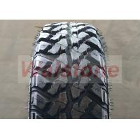 Cheap LT215 / 85R16 Aggressive Tread Pattern Mud Terrain Tyres Jagged Terrain Conqueror for sale