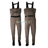 Cheap Waterproof breathable chest fishing wader -1 for sale