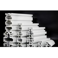 China Super Industrial Extruded Profile , T Slot Aluminum Framing Extrusion Profile 80*80 on sale