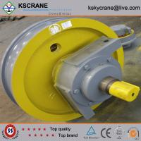 Cheap High Quality Double Flange Crane Wheel for sale