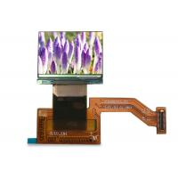 Cheap Color Thin 0.95 Inch AMOLED Display / Transmissive1 Inch Oled Display for sale