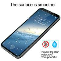 Cheap IPhone X Fingerprint Proof Screen ProtectorTempered Glass 99% HD Clarity for sale