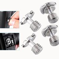 Cheap Camera Tripod Monopod CNC Turning Parts Quick Release Plate Baseplate Rig Screw D Shaft Screws Adapter for sale