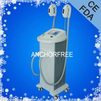 Female OPT IPL Hair Removal Machine / Skin Lifting Beauty Equipment 100,000 Shots