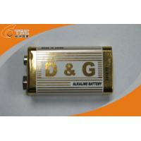 Buy cheap 6LR61 AA OEM Brand Alkaline Battery 9v Super High Capacity for TV-Remote Control from wholesalers