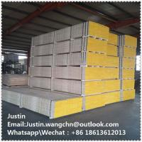 Cheap Laminated Scaffolding Boards and  Laminated Scaffolding Planks OSHA  test wbp glue for sale