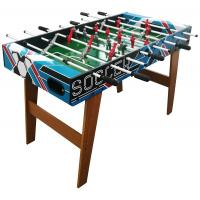 Supplier Promotion soccer table MDF football table with color graphics