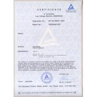 Hongkong Topaz Costume Limited Certifications