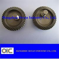 Buy cheap M1 M1.5 Transmission Mini Spiral Bevel Gear With Case Harden from wholesalers
