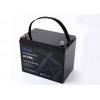 Cheap 3000 Cycles 12V 78AH Deep Cycle Lithium Battery Solar for sale