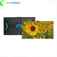 Cheap Indoor HD Led Display 600 X 338 , Cabinet Stage Led Screen HDMI DVI VGA Input for sale