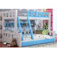 China Modern Style Full Size Furniture Bunk Beds For Young Children With Storage on sale