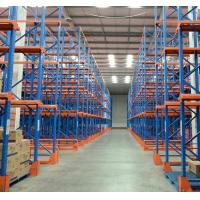 Cheap Industrial Heavy Duty Drive In Racking System Steel Q235 Material Corrosion Protection for sale