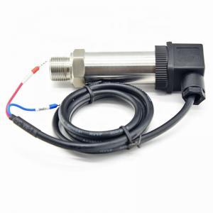 Cheap 60bar Dustproof Electronic Air Pressure Sensor High Overpressure Hydraulic System for sale