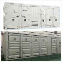 Buy cheap 33 KV - Class Containerized Substation Seaworthy Housing Convenient Maintenance from wholesalers