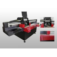 Multipurpose Large Format UV Flatbed Printer For Phone Case Epson DX5 Print Head Manufactures