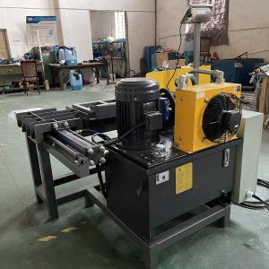 Cheap Automatic Feeding 1.8t/h Horizontal Hydraulic Baler for sale