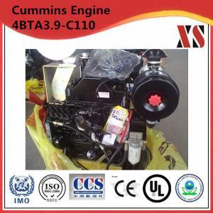 Cummins Industry Diesel Engine 4BTA3.9-C110