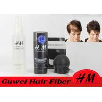 Herbal Ingredients Hair Thickening Fibers Spray For Hair Growth Hair Care Product Manufactures