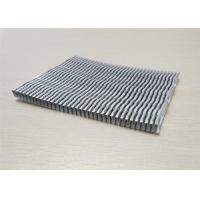 Cheap Radiator Plate Fin Heat Sink Aluminum Auto Parts For New Energy Vehicle for sale