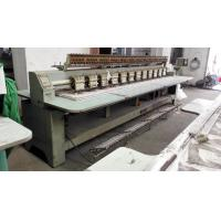 Computerized Used Tajima Embroidery Machine With CE / ISO Approve Manufactures
