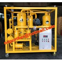 Cheap High Voltage Transformer Oil Regeneration Purifier,Insulation Oil Processing Equiment, Filtration Solution for sale