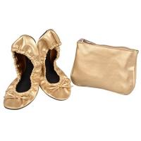 Buy cheap Wedding ballet shoes south africa, ballet bridesmaid shoes, ballet pump wedding from wholesalers