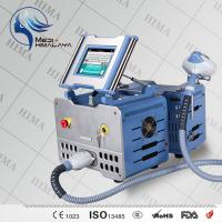 Professional Skin Rejuvenation IPL Laser Equipment SHR Machine For Hair Removal