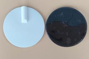 Cheap China Chinese factories custom silicon rubber electrode pads for tens unit for sale