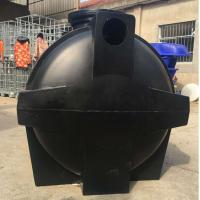 China factory New products Rotational moulded1000L plastic septic tank for ewage processor corrosion