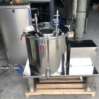 Cheap Herbal Extract Perforated Filtration System Biomass Ethanol Extraction Centrifuge Centrifugal Separator for Cannabis for sale