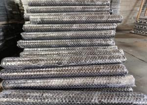 Cheap 1.2mm Wire Hot Dipped Galvanized Hexagon Metal Mesh for sale