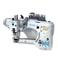Cheap Direct Drive 4 Needle 6 Thread Feed-off-the-arm flat Seaming Machine FX6200D for sale