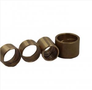 Cheap Powder Metallurgy Sintered Brass Bush Bearing for sale