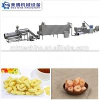 Cheap Full Automatic hot sales New condition Industrial  puffed Snack food extruder making Equipment for sale