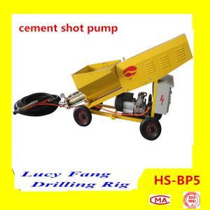 Cheap China Hot Sale Concrete Shot Pump HS-BP5 for sale