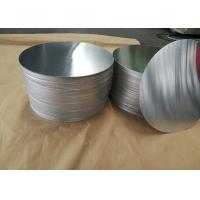 Cheap Deep Drawing Cookware Aluminum Circles 1000 Series Corrosion Resistance for sale