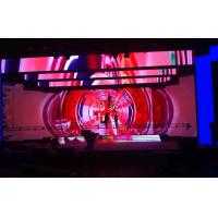PH4 Indoor TV Studios SMD Rental Led Screen IP43 , Led Video Display