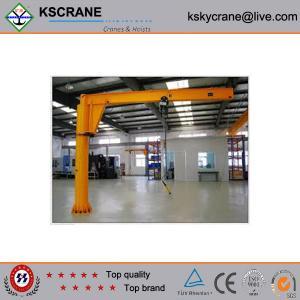 Cheap On Promotion BZ Model 2t Pillar Jib Crane for sale