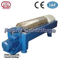 Horizontal Continuous Decanting Centrifuge Separator With Solid Control Systerm Manufactures