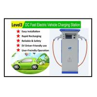 Cheap level 3 EVSE quick DC EV charger for all electric vehicle super fast EV charging station with CE certification for sale