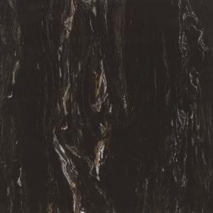 Cheap 800x800 Black Full Glazed tiles with marble design for sale